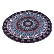 Mandala - obrus fialový