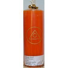 Archanjel  Anael -  palmová sviečka