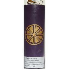 Archanjel Metatron - palmová sviečka