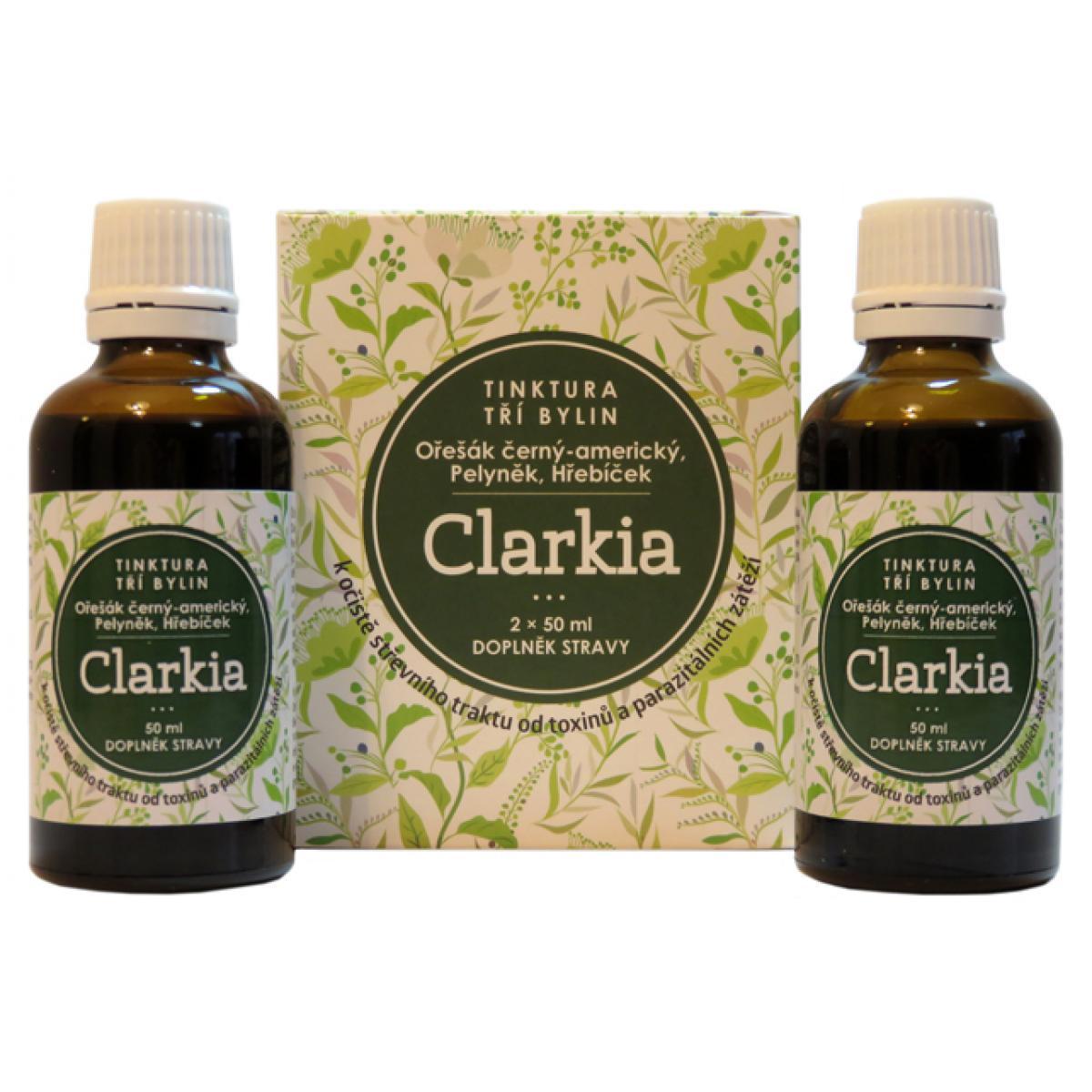 Clarkia - 2 x 50 ml