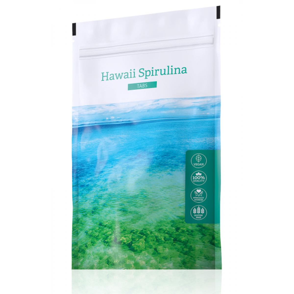 Hawaii Spirulina Tabs - 200 tabliet