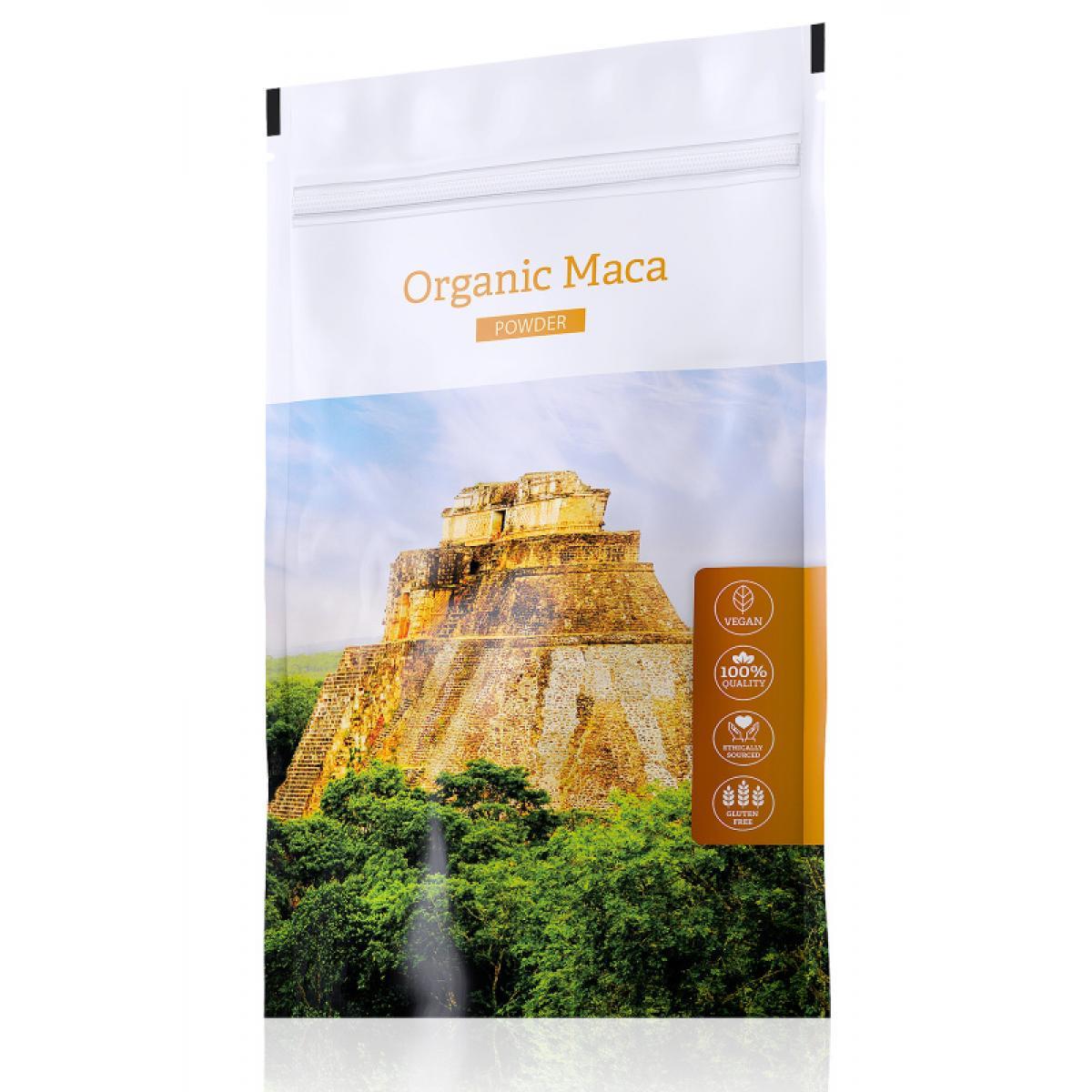 Organic Maca Caps - 90 ks