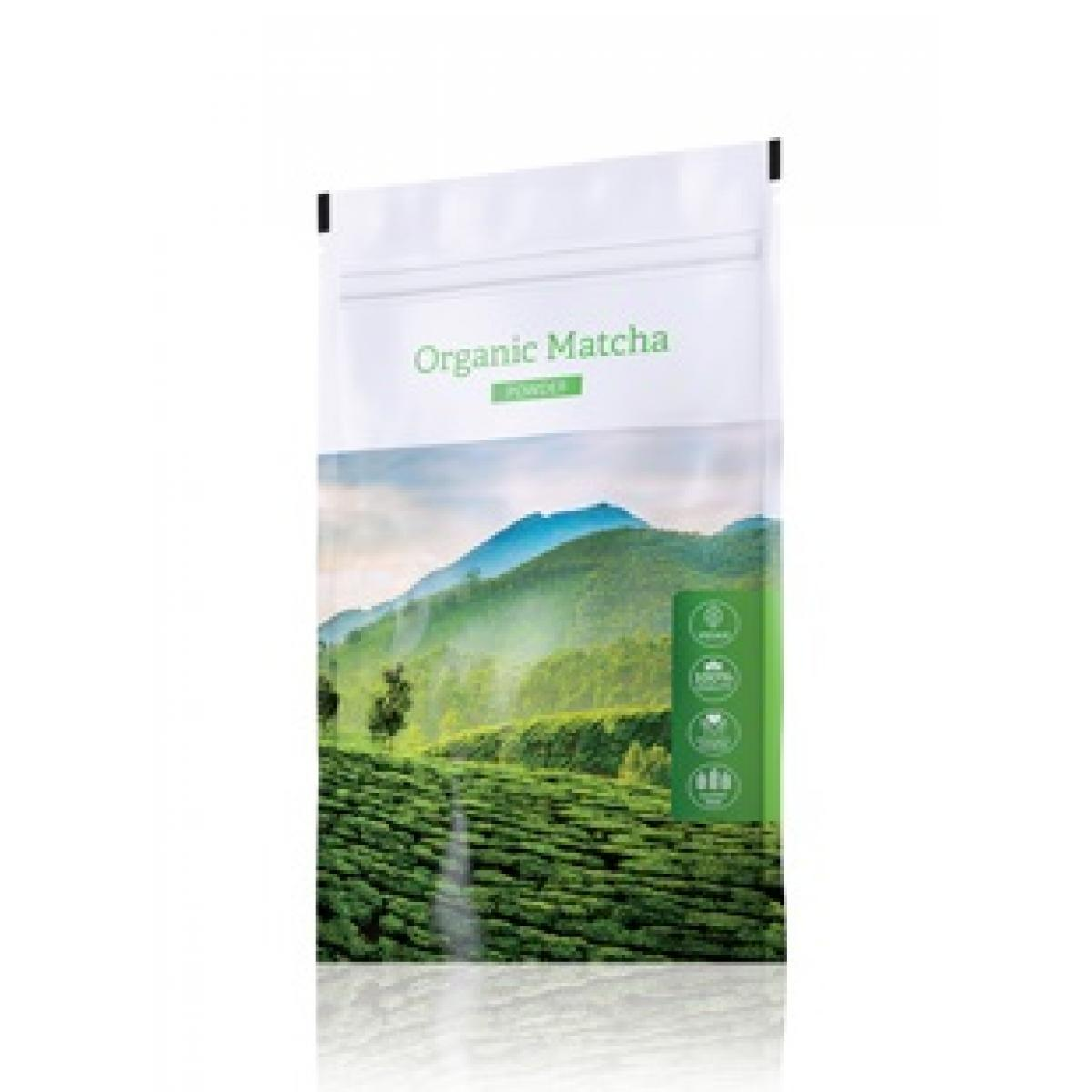 Organic Matcha Powder - zelený čaj - 50 g