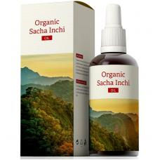 Organic Sacha Inchi oil - 100 ml