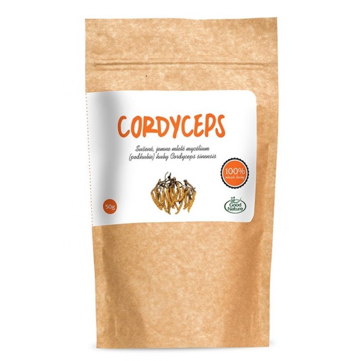 Cordyceps - prášok z mycélia (podhubia) - 50 g