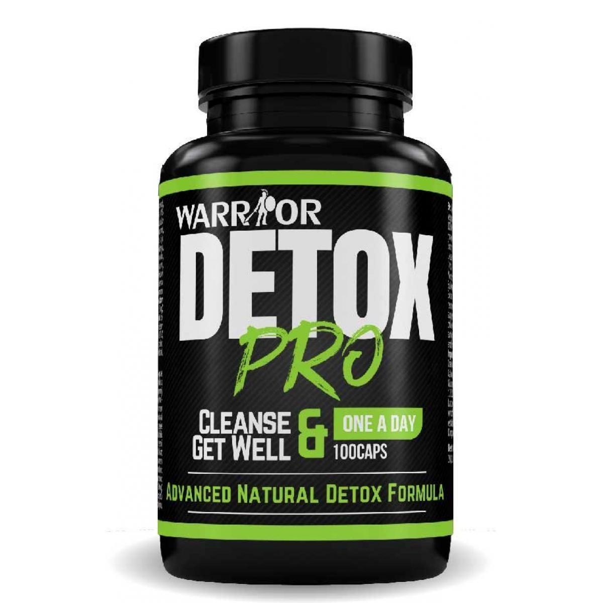 Detox Pro-zdravý detox - 100 caps