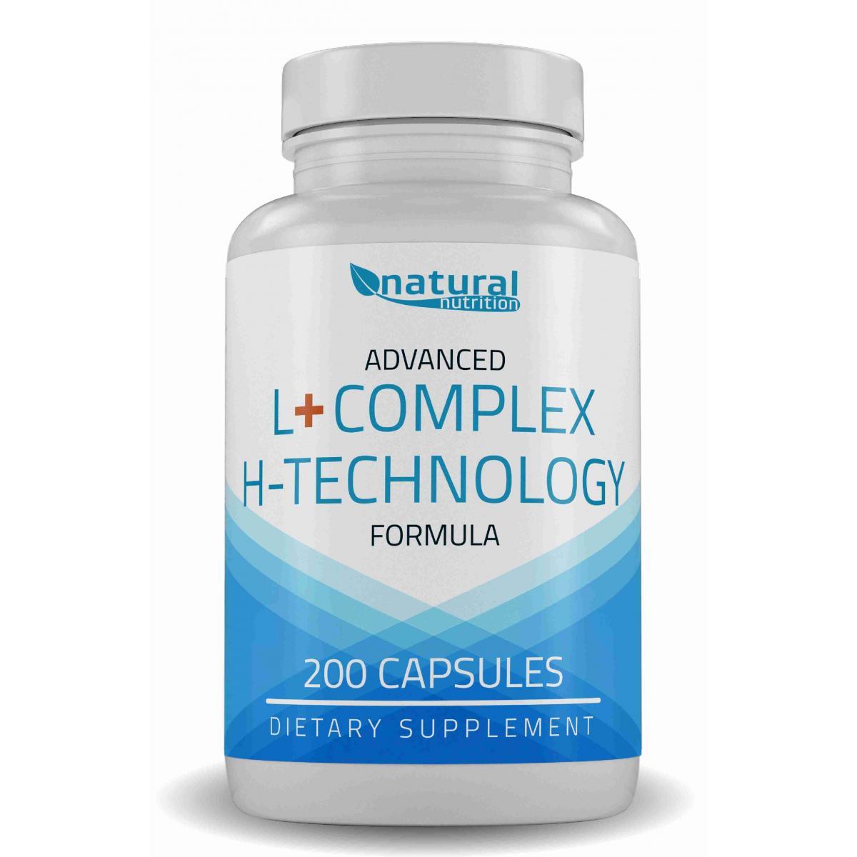 L-complex - 200 kapsúl