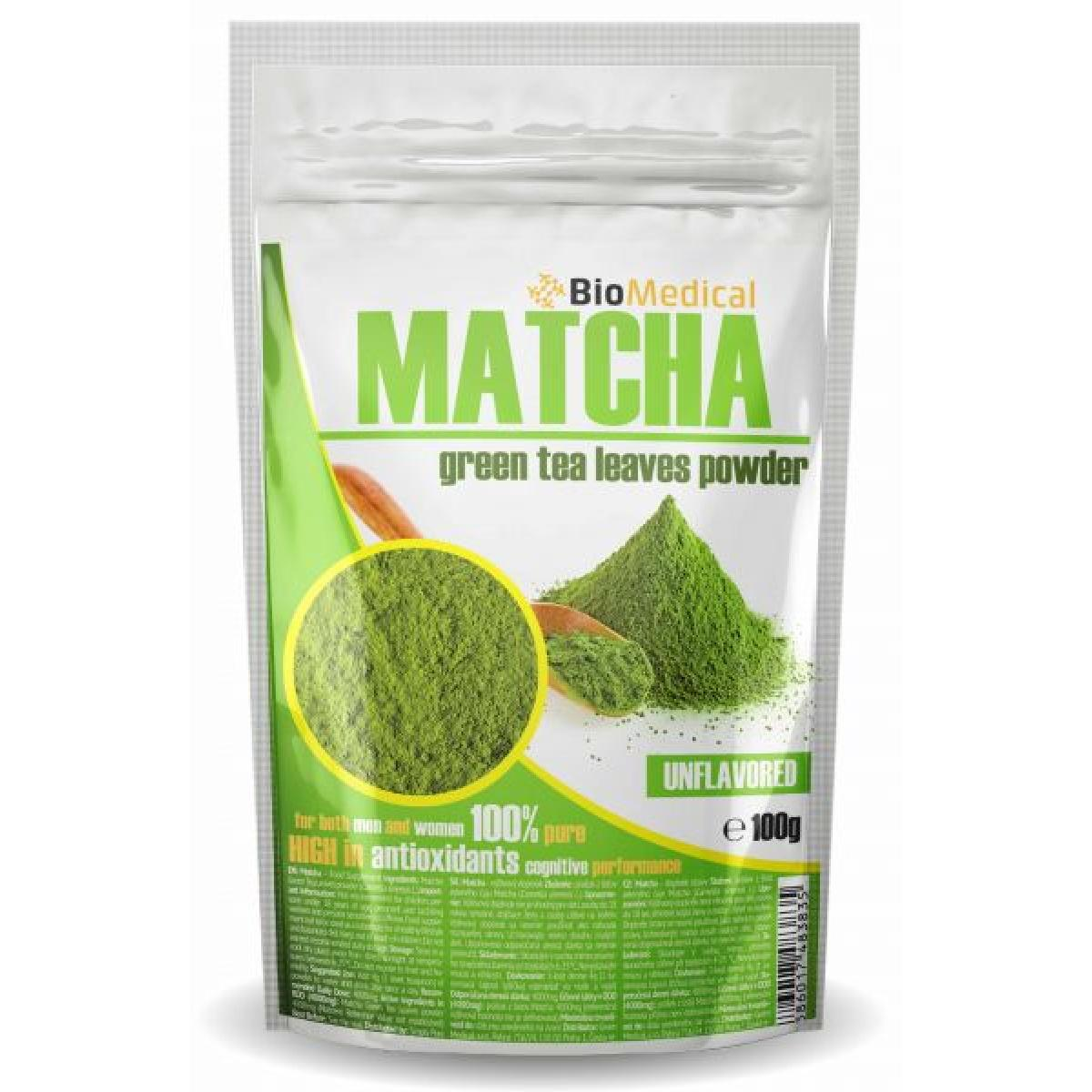 Matcha - zelený čaj 100 g