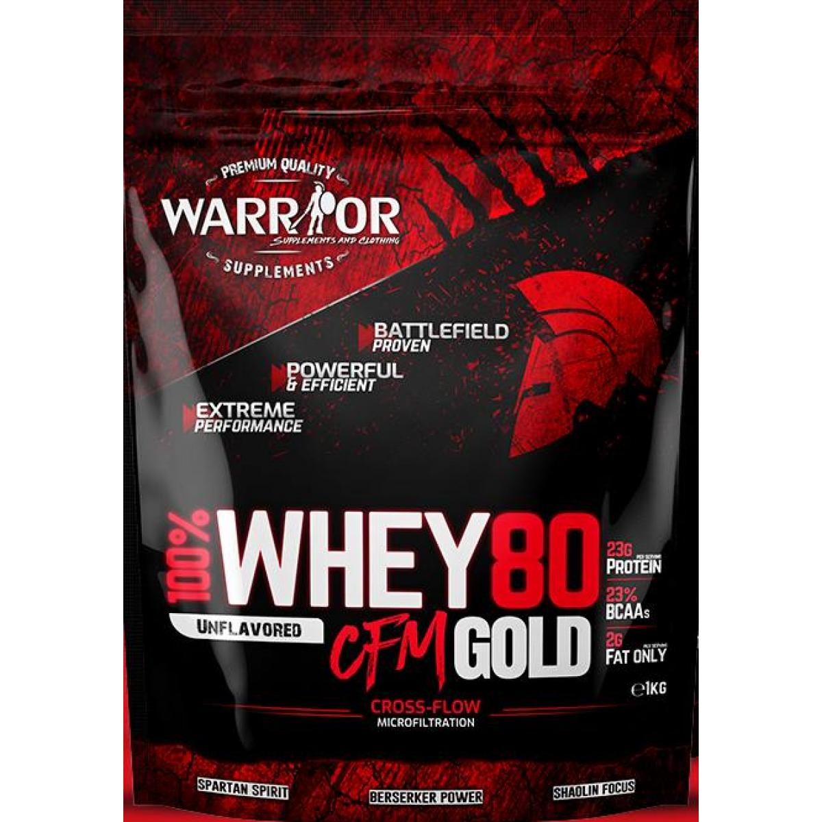 Whey WPC80 CFM Gold Natural - 1 kg