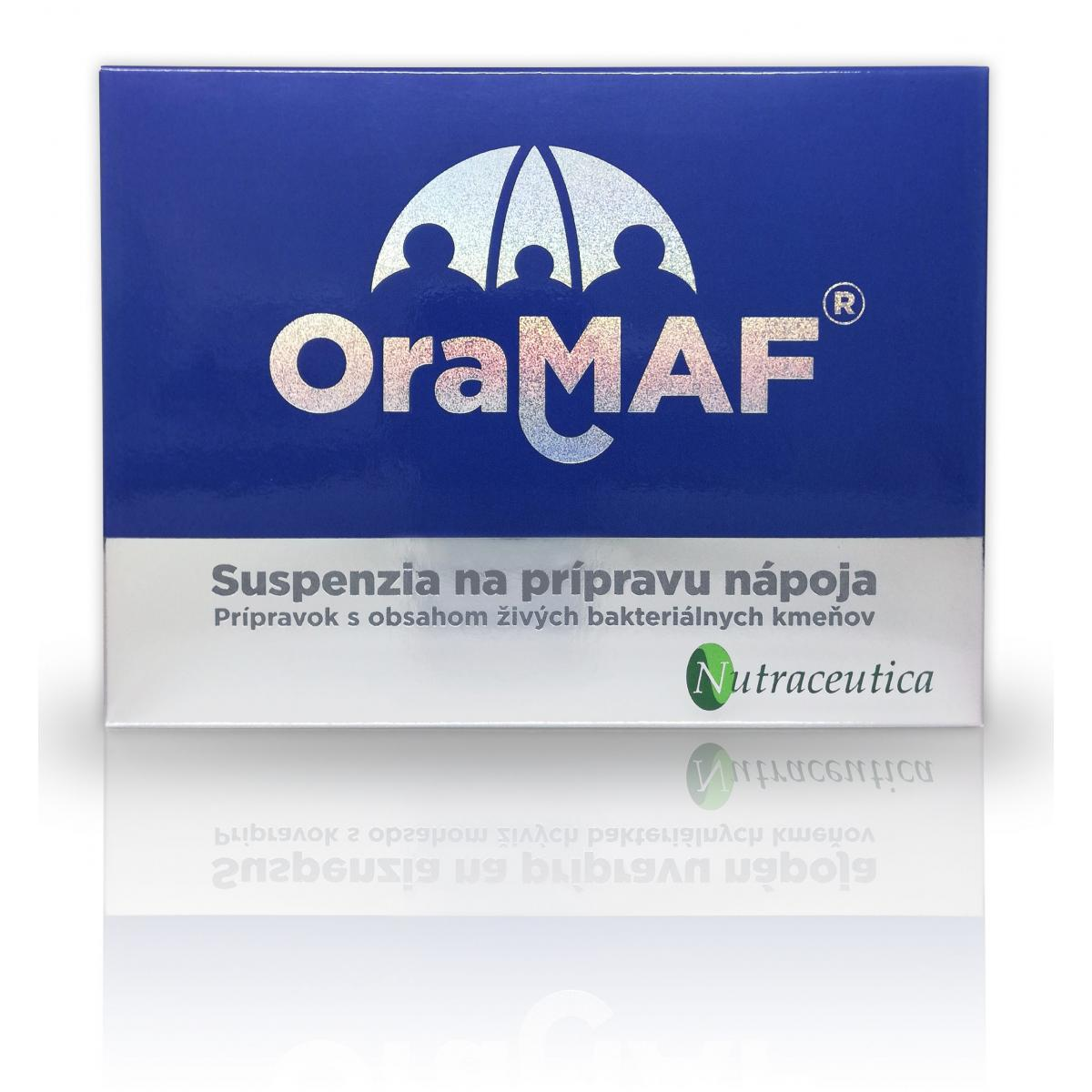 OraMAF suspenzia 4 x 100 g