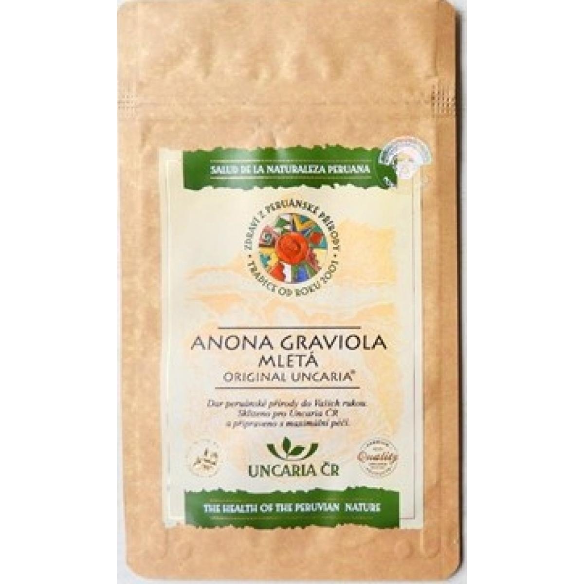 Anona Graviola - Annona muricata - mletá - 100 g