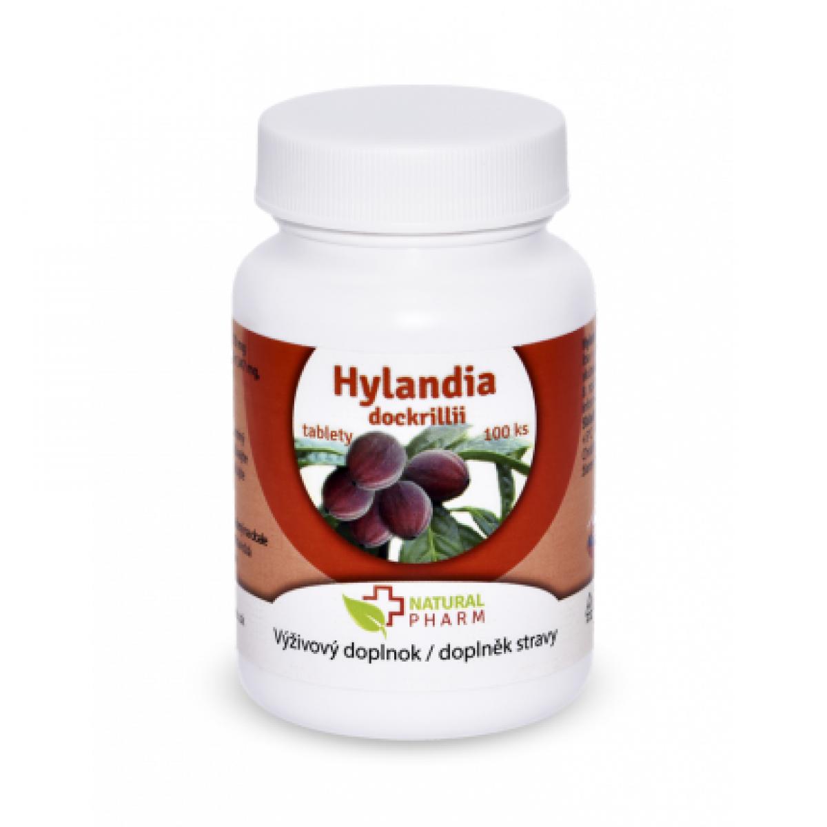 Hylandia dockrillii (Blushwood) tablety - 100 ks