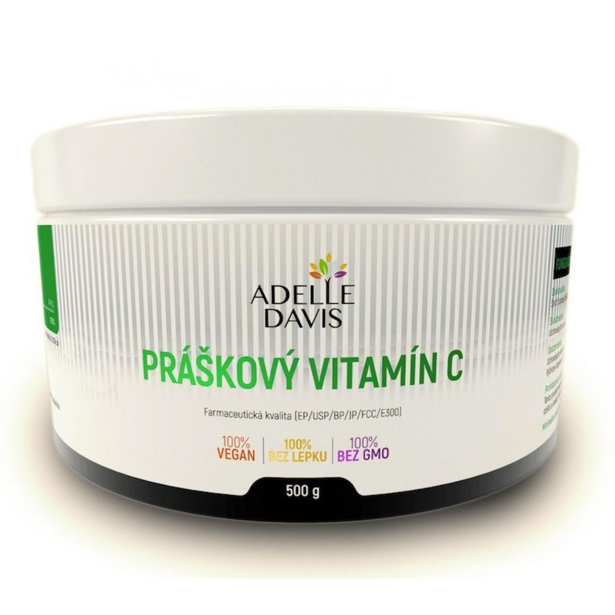 Vitamín C práškový - adelle davis -500 g