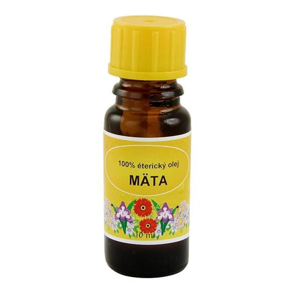 Mäta - 100% éterický olej - 10ml