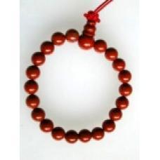 Jaspis červený - energetický náramok