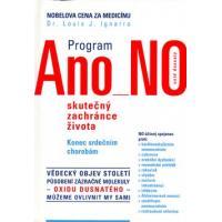 Program Ano NO - skutečný zachránce života - Ignarro Louis, Dr.