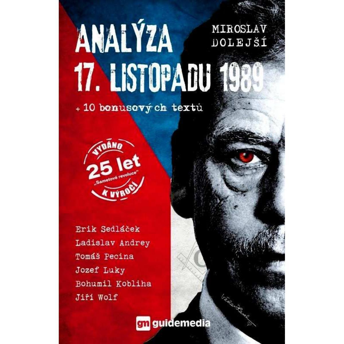 Analýza 17. Listopadu 1989 - Dolejší Miroslav