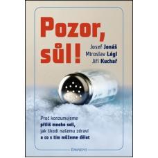 Pozor sůl ! - Jonáš Josef, Légl Miroslav, Kuchař Jiří