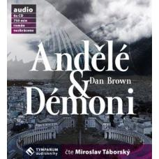 CD - Andělé a démoni - Dan Brown