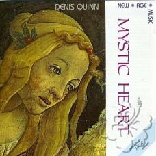 CD - Mystic heart - Denis Quinn