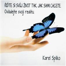 Řiďte si svůj život tak, jak sami chcete - Ovládejte svoji realitu -Spilko Karel - CD