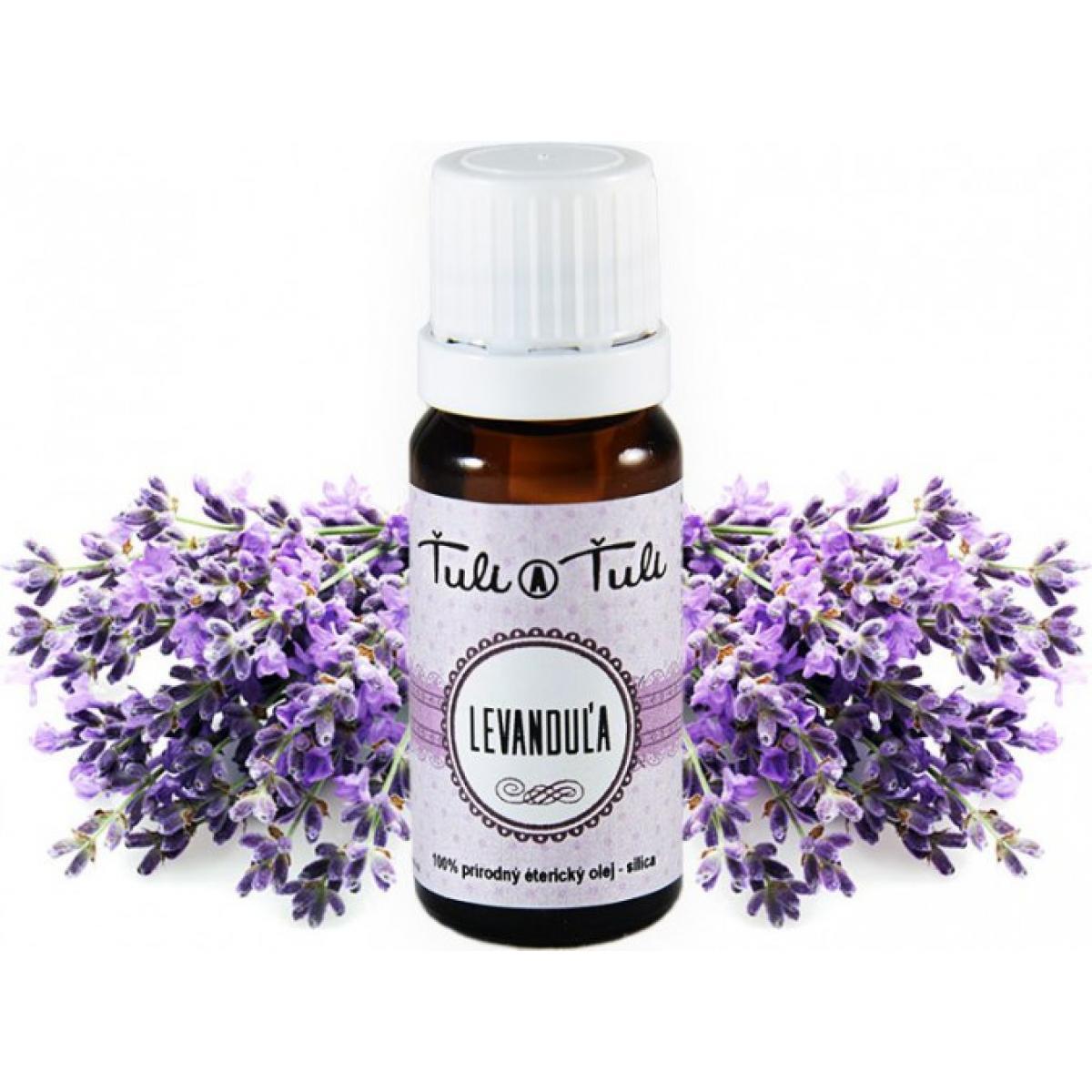Levanduľa - prírodný esenciálny olej 100% - 10ml