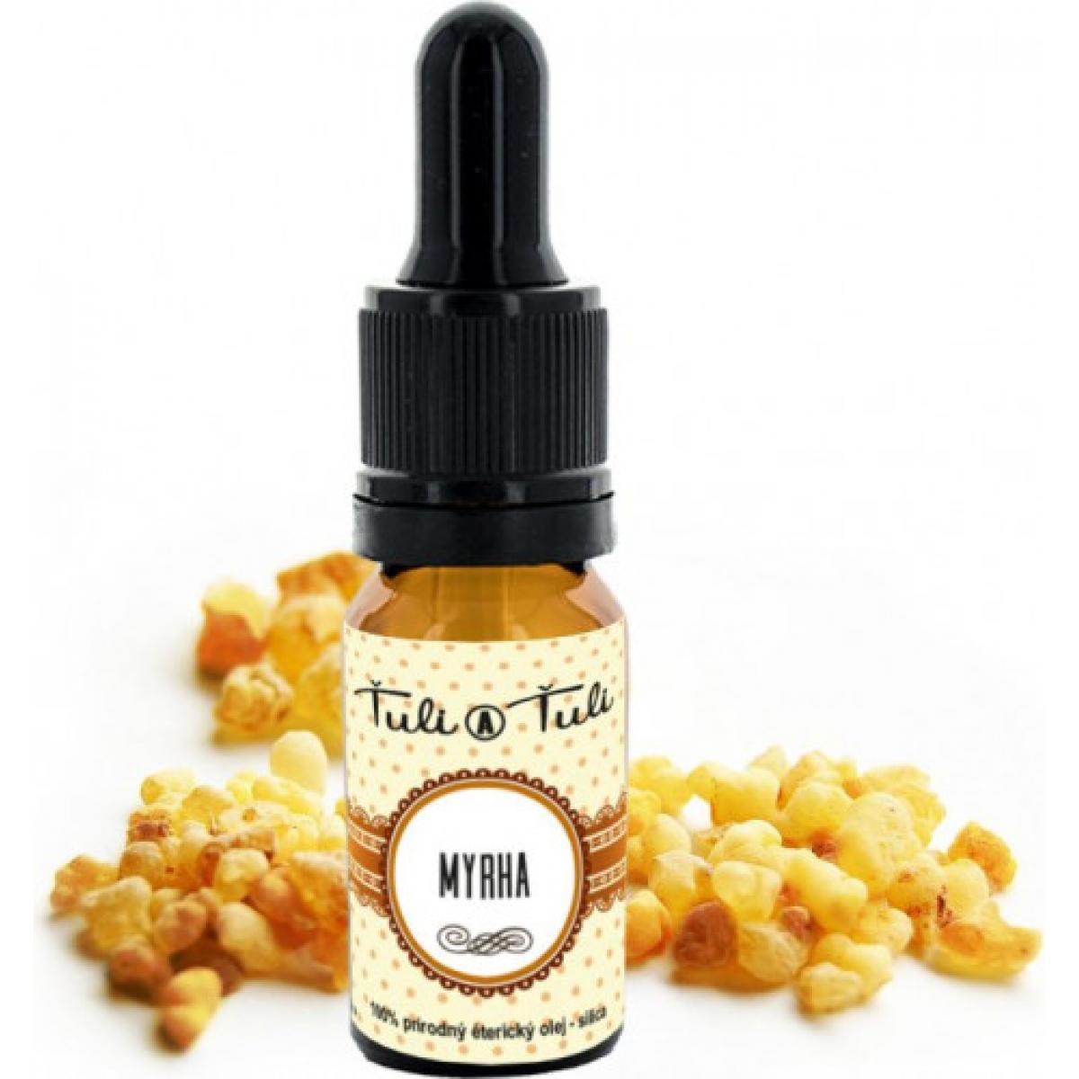 Myrha - prírodný éterický olej 100% - silica - 10ml