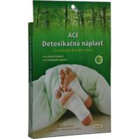 ACE Detoxikačné náplasti - 8 kusov