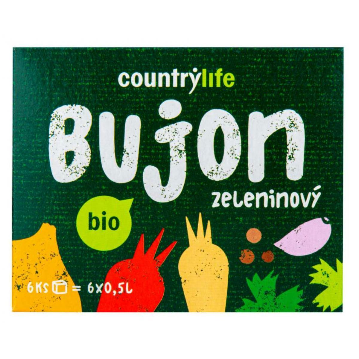 Bujon zeleninový BIO - 66 g
