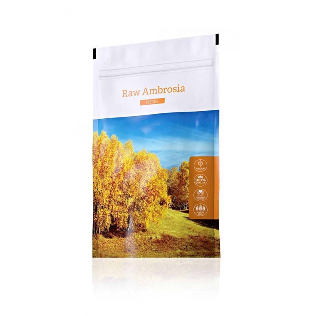 Raw Ambrosia - Perga - fermentovaný včelí peľ - 100 g