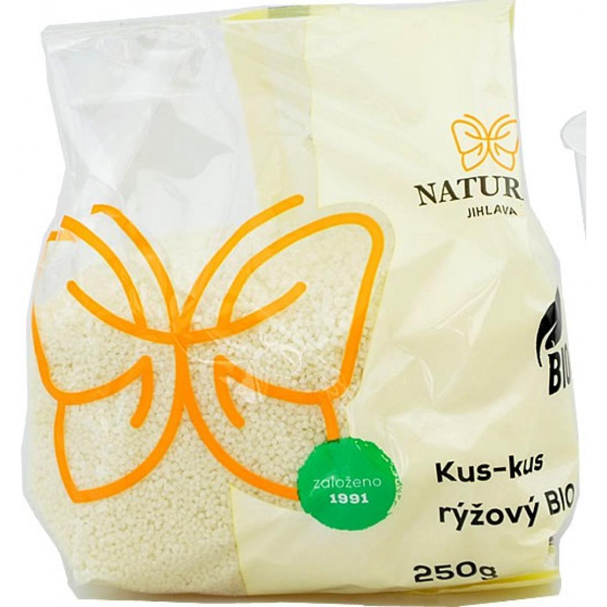Kuskus ryžový bezgluténový BIO - 250 g