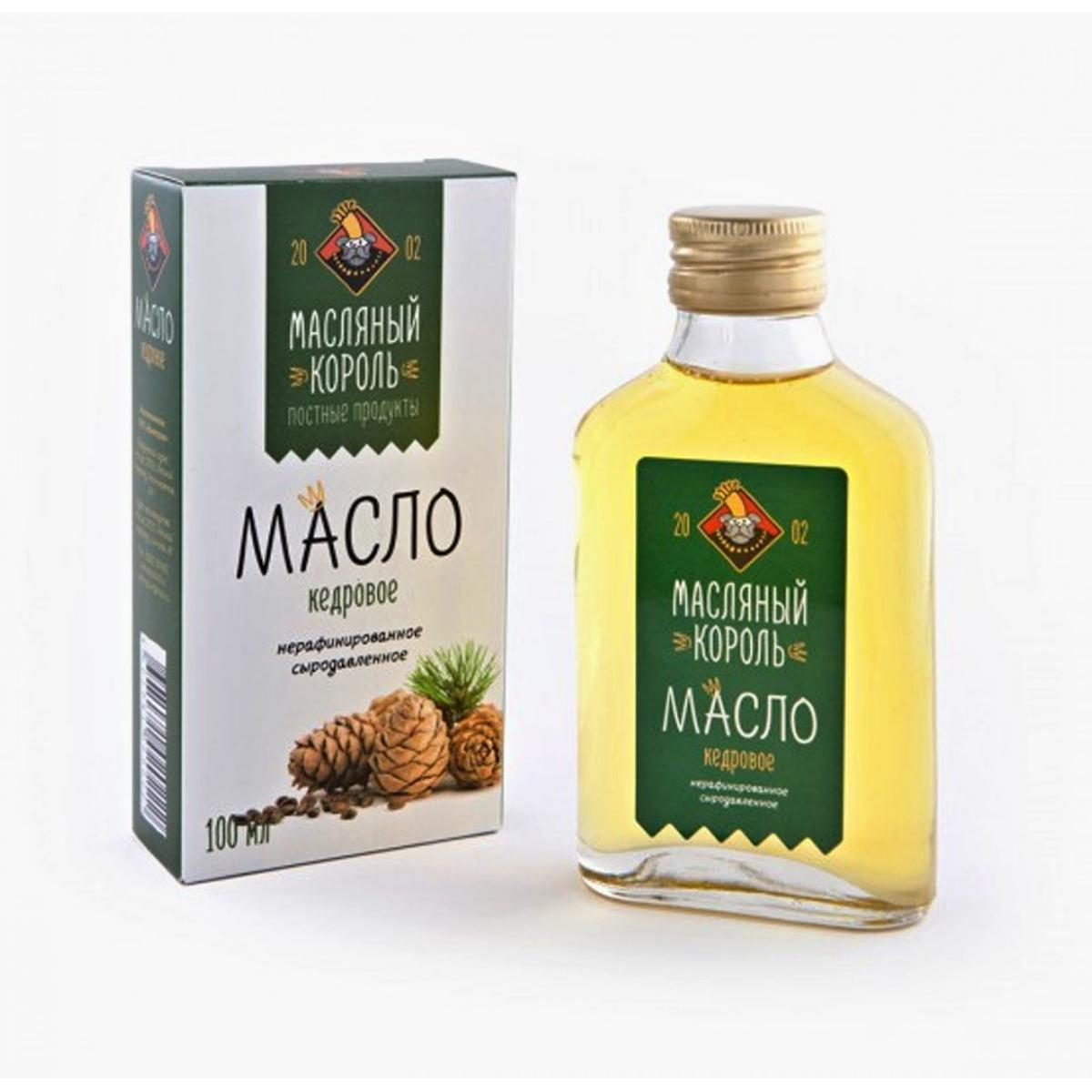 Olej Cédrový - 100 ml