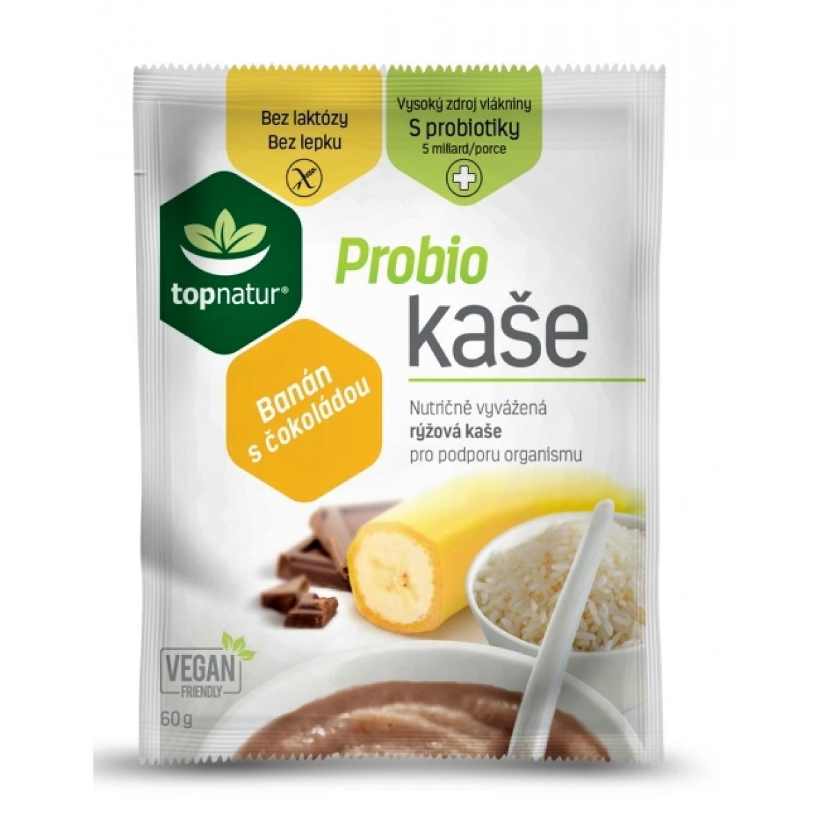 PROBIO kaša - banán s čokoládou - 60 g