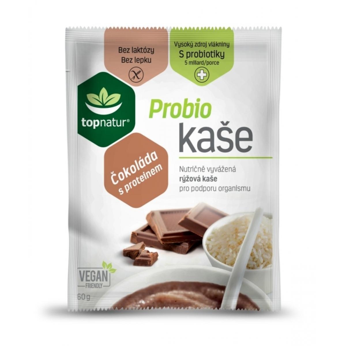 PROBIO KAŠA - čokoláda s proteínom - 60 g