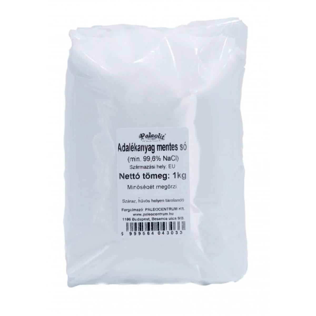 Soľ čistá 99,6% - NaCl - 1 kg