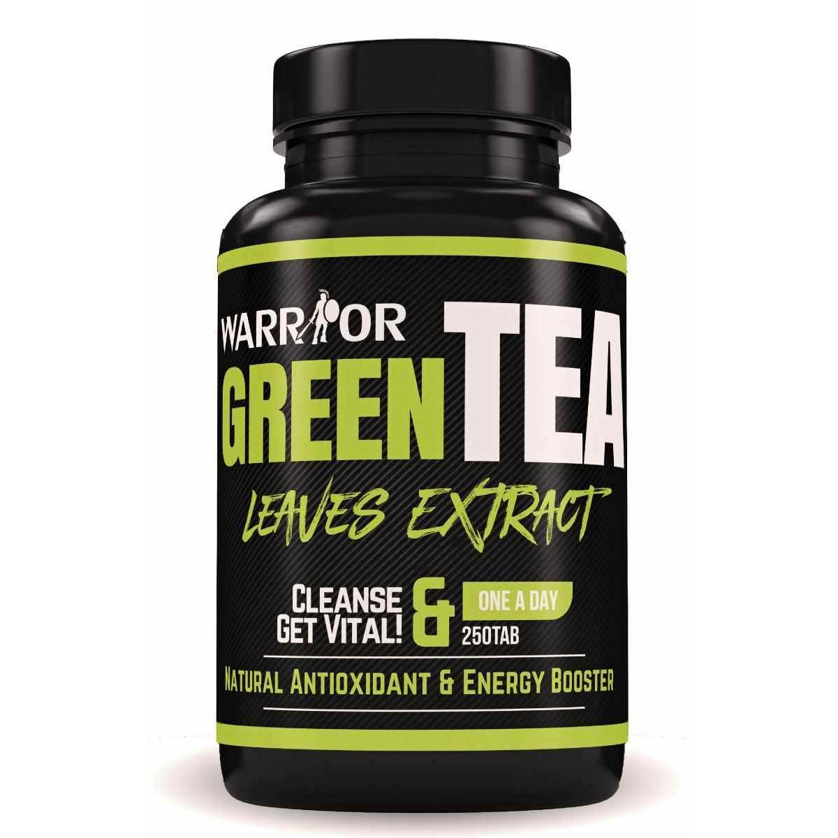 Green Tea - zelený čaj s vysokým obsahom EGCG - 100 tabs